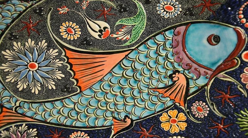 balık ile yılan