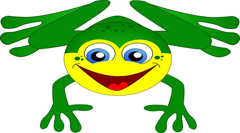 öküze benzemek isteyen kurbağa