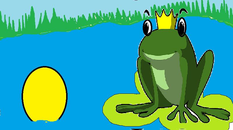 kurbağa prens
