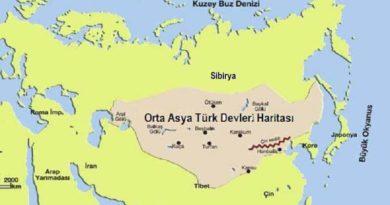 Orta Asya Türk Devletleri Hangileridir