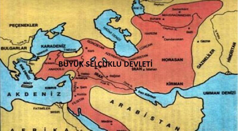 Büyük selçuklu devleti