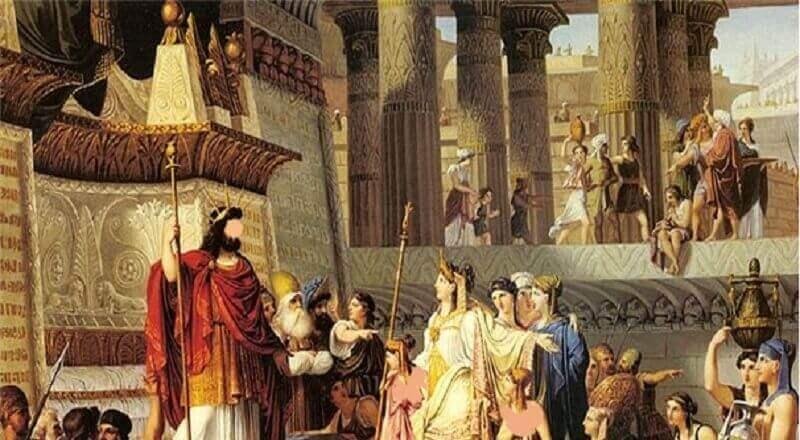 Hazreti Süleyman'ın Vefatı