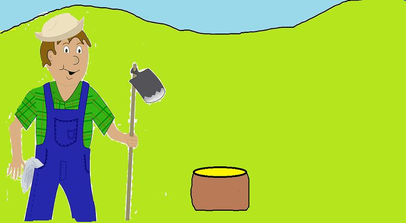 Türk Çiftçi ile Büyük Sırrı Hikayesi