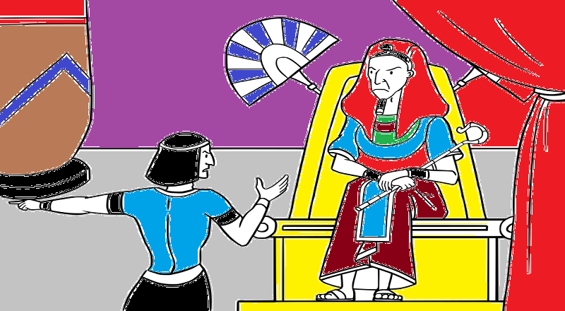 firavunu korkutan rüya