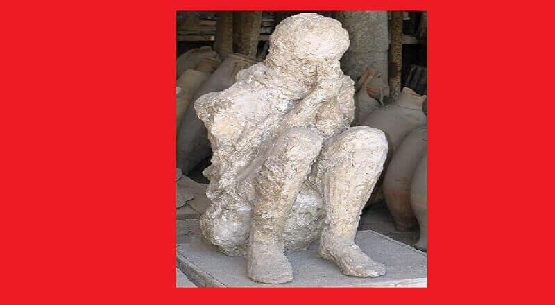 Pompei Halkının helak olması