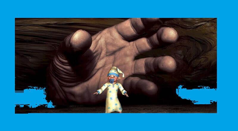 Parmak Çocuk