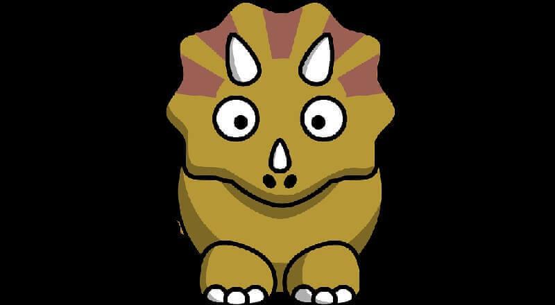little T-rex dara tale