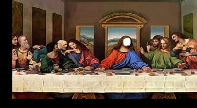 THE PROPHET JESUS AND LAST DINNER