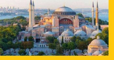 The History and Unknowns of Hagia Sophia