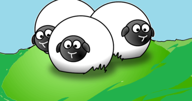 Kurtlar ile Aptal Koyunlar