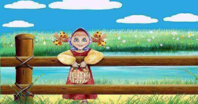 Küçük Sütçü Kız ve Kovası Masalı