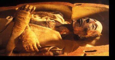 Firavunun Cesedi Nerede