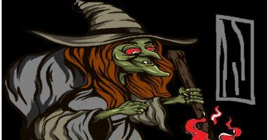 Aliş ile Kötü Cadı Öyküsü