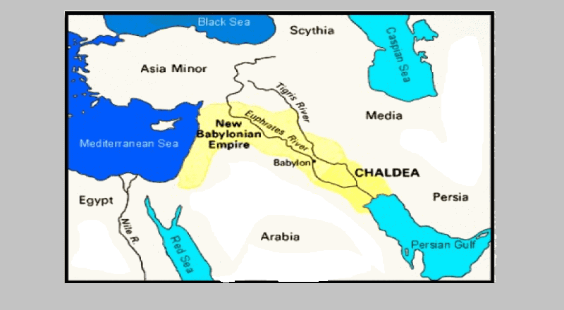 Who are the Chaldeans Region, Meaning and History